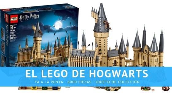 Lego Castillo Harry Potter