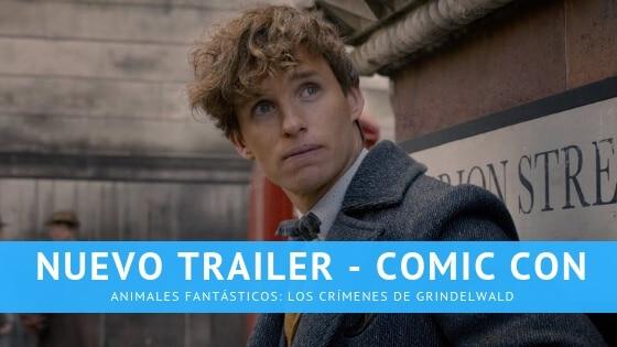Nuevo Trailer Fantastics Beasts