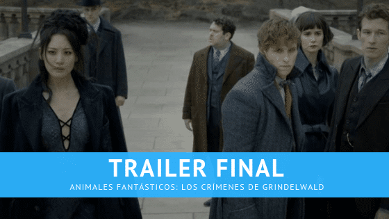 animales fantasticos trailer