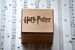 caja musica harry potter
