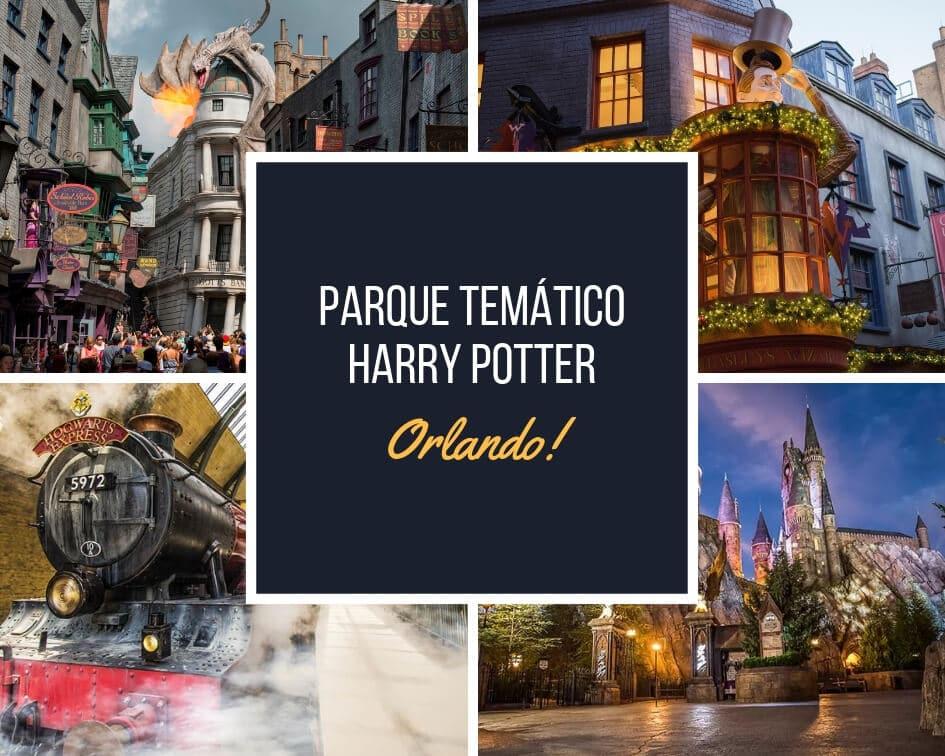 parque tematico harry potter orlando