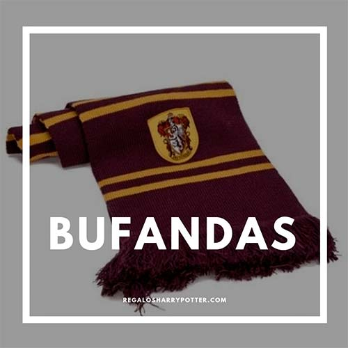 bufandas harry potter
