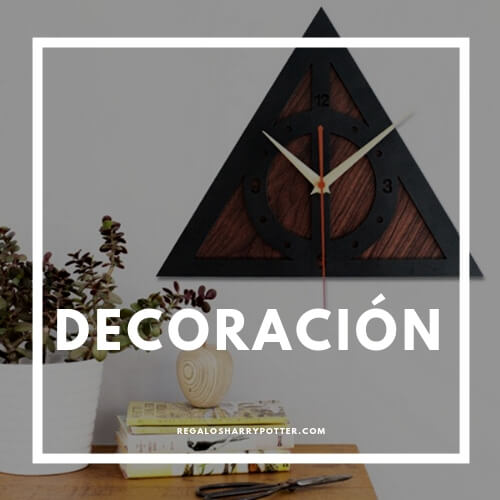 decoracion harry potter