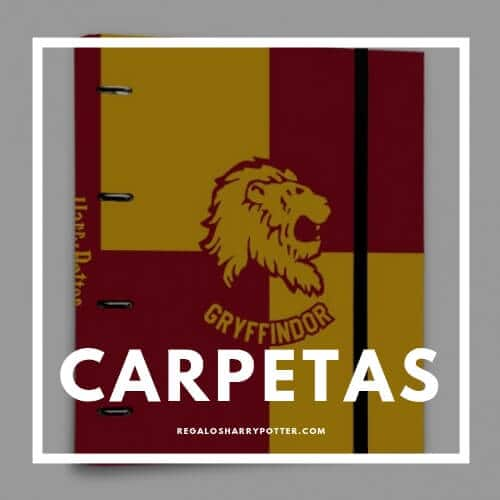 carpetas harry potter