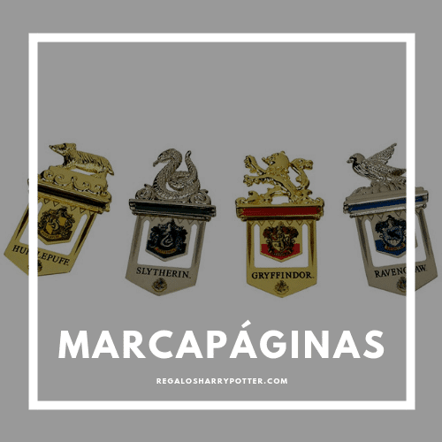 Marcapaginas harry potter
