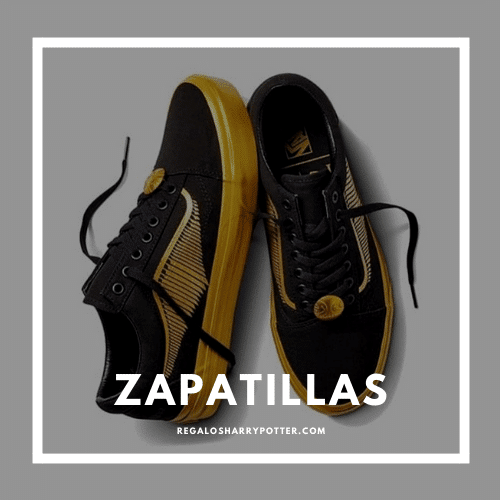 zapatillas harry potter