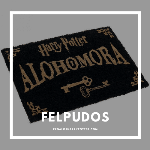 Felpudos Harry Potter