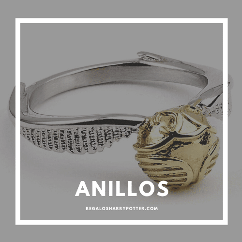 anillos harry potter
