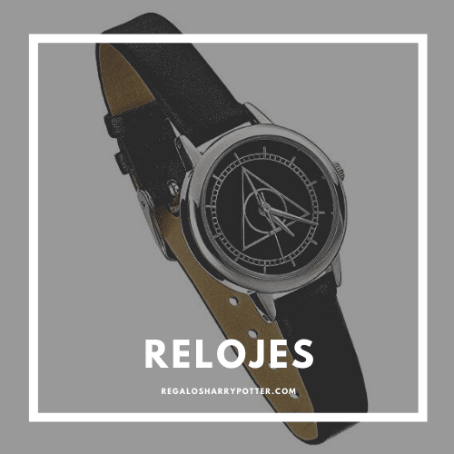 reloj harry potter
